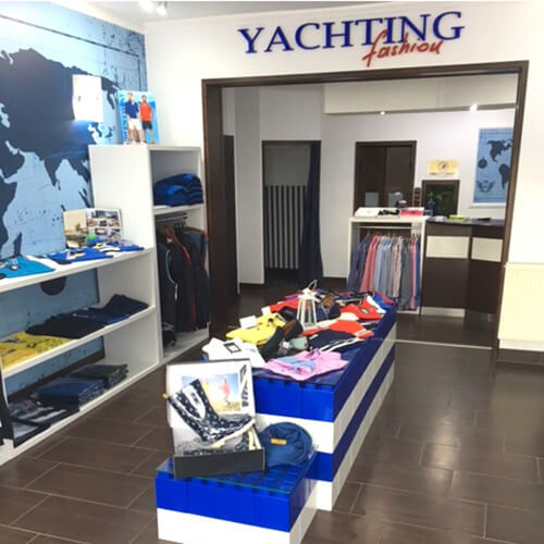 Yachting Fashion police za izlaganje