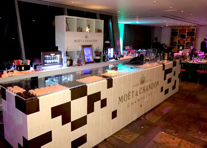 Moet Chandon event