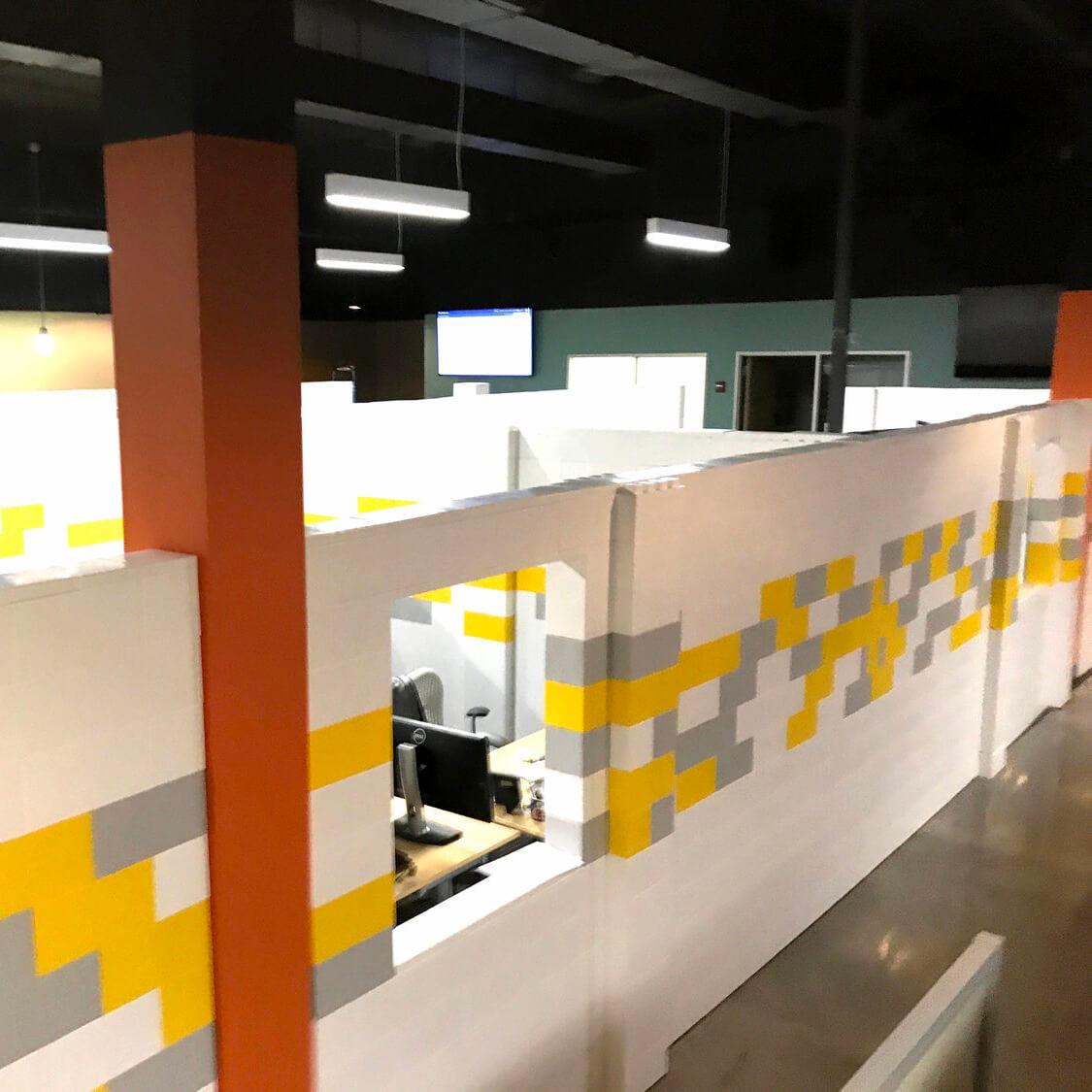 Pregradni zidovi i uredima