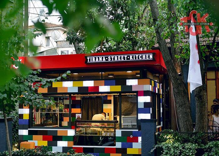 Tirana Street Kitchen