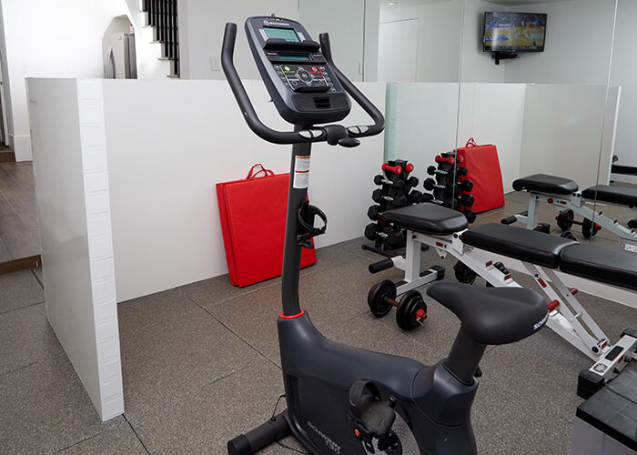 EverPanel Gym