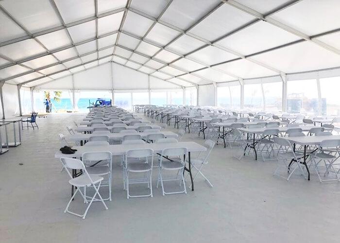 Podovi za šatore 3