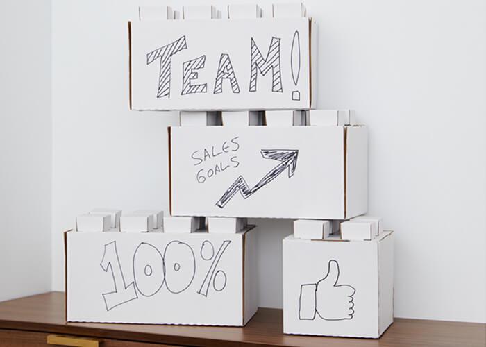 EverBlock Jr. team building